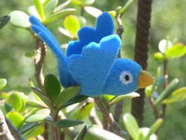 twitter bird by basia-hs