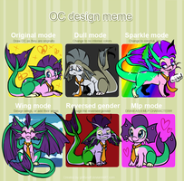 OC Design Meme by Yo-Angie