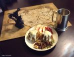 [Photo/Culinary]  Skyrim Sweetrolls by Ulario