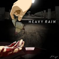 HEAVY RAIN Origami Killer by santi-yo