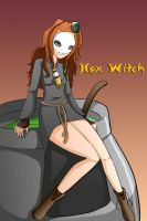 Witch by vicfania8855