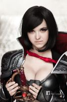 Nightraven Fiora Cosplay by Atai