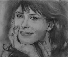 Sophie Marceau by nev777