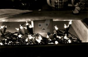 Danbo lights by BadgerJames