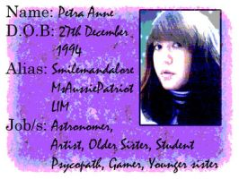 Ident card by SmileMandalore