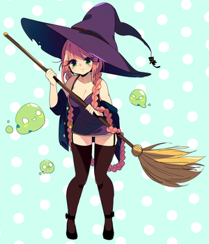 Witch by WikiME