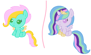 Fillies by Sky-Winds