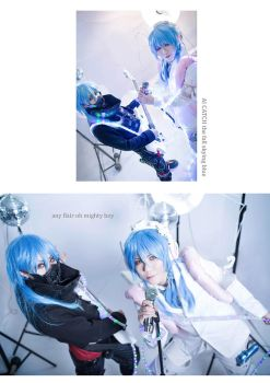 THE CHIRAL NIGHT-Diva into DMMD 08 by masato1026