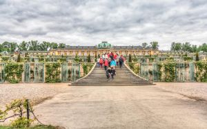 Sanssouci Palace HDR by DeejayMD