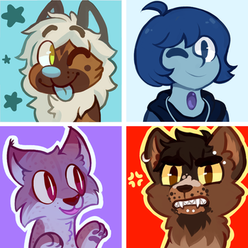 Icon Batch 2 by ivymaid