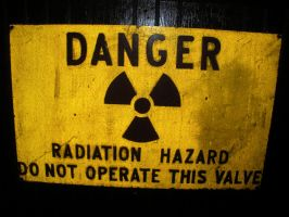 DANGER Radiation Hazard by rlkitterman