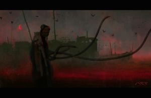 Crows Hunter by ArtistMEF