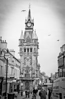 High Street, Dunfermline by BusterBrownBB