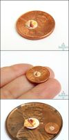 The Real Tiniest Breakfast - 1:48 Scale by Bon-AppetEats