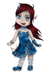 20pt. Chibi Elf Adopt (OPEN) by HowlingWolfBlood75