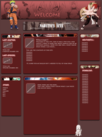 layout: naruto by H0lm3s