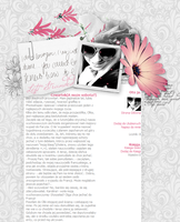 Layout for my blog by Ovessa