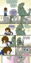 Lilith the Tyranitar by The-Hikari-Within