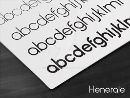 Henerale by snkdesigns