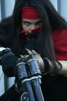 Vincent Valentine. by Cah-tan