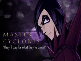 :SH: Master Cyclonis wallpaper by RainaAstaldo