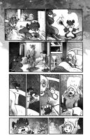 My First Day pg 3 by JDCalderon
