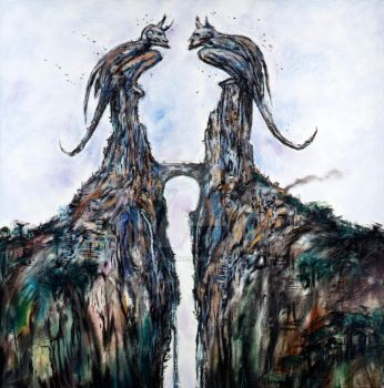 Night and Day by CliveBarker