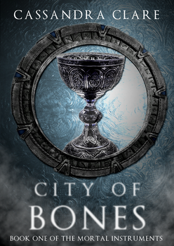 City of Bones Remade Cover by 4thElementGraphics