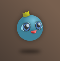 Ball King by wildgica