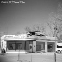 DeSoto's Beauty n Barber Shop by rjcarroll