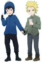 You're My Tweek, and I'm Your Craig. by x-Caffeine