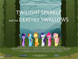 Twilight Sparkle and the Deathly Swallows by Bronyman1995