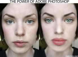 power of adobe photoshop by punkyphase3118