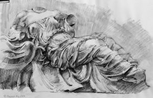 Sculpture Study 05 - Oct '14 by roy-p