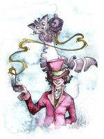 Hatter Catter by Artoveli