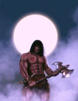 Conan by PICKA63