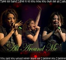 'All Around Me' Lacey Mosley by xtwistedthoughtsX