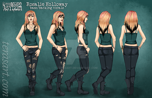 Rosalie Holloway - Turnaround by tbdoll