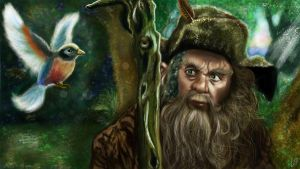 Radagast the Brown by MyVictory88