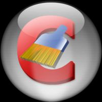 Silver Aqua CCleaner Icon by rontz