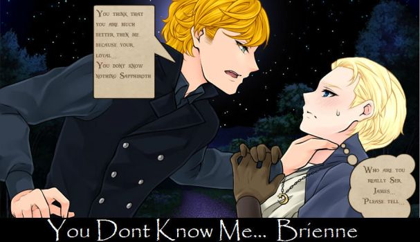 You Dont Know Me by SweetHonestyKeysha