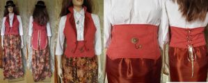 tailcoat set Paradiso Perduto by JanuaryGuest