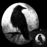 The Raven by Fuacka