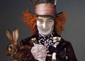 I am Mad Hatter by 1une1