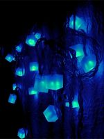 Prisoners In Blue Light by samgreal