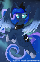 Aurora Borealis by Lustrous-Dreams