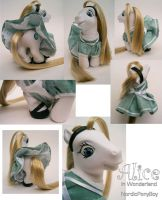 Alice in Wonderland by NordicPonyBoy