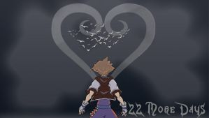 Kingdom Hearts: Anime -- 22 More Days by ADULTIMATE