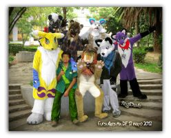 Fursuiters Mx DF 12052012 by ReigTDreve