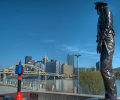 Pittsburgh Law Enforcement Memorial by GTX-Media